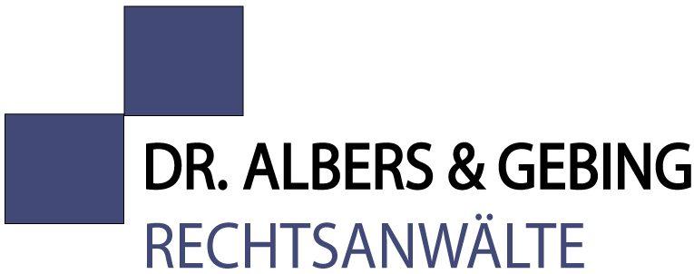 Dr. Albers und Gebing Rechtsanwälte